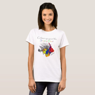 Colour up your life - Scuba dive T-Shirt
