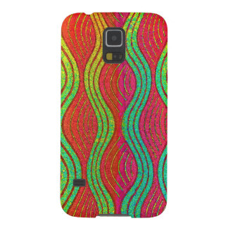 colour waves galaxy s5 covers