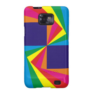 Colour Wheel Galaxy SII Cases