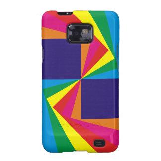 Colour Wheel Galaxy SII Cases