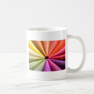 Colour Wheel Basic White Mug