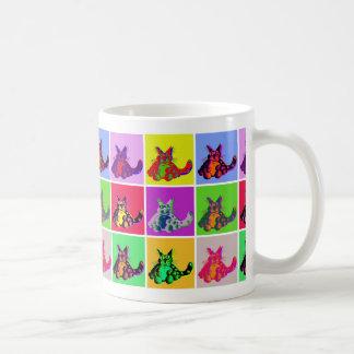 ColourCats Coffee Mug