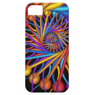Coloured Dew Drops, Abstract iPhone 5 case