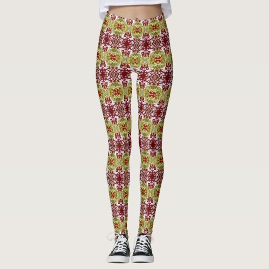 Coloured Dots Leggings