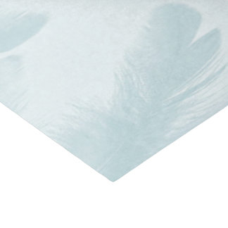 Coloured Feathers Tissue Paper