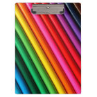 Coloured Pencils Clipboards