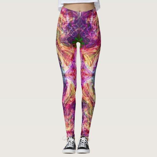 Coloured Vapours Leggings