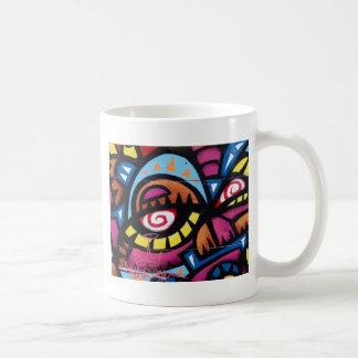 Colourful Abstract Art Coffee Mug