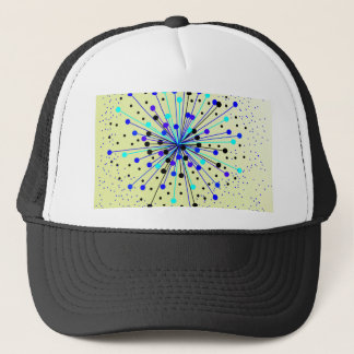 Colourful Abstract Background Trucker Hat