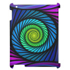 Colourful Abstract Fractal Savvy iPad 2-3-4 Case iPad Cover