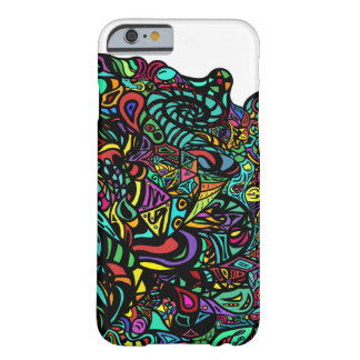 Colourful Abstract iPhone 6 case