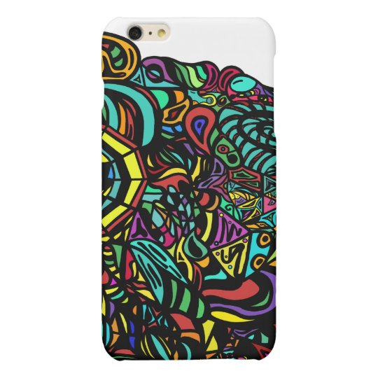 Colourful Abstract iPhone 6plus case