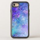 Colourful Abstract Outer Space background OtterBox Symmetry iPhone 8/7 Case