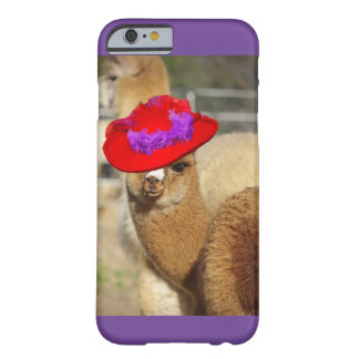 Colourful Alpaca iPhone 6 Case