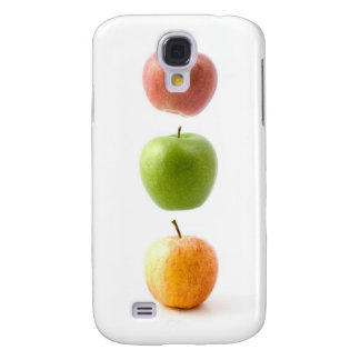Colourful Apples Galaxy S4 Case