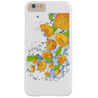 colourful back panel barely there iPhone 6 plus case