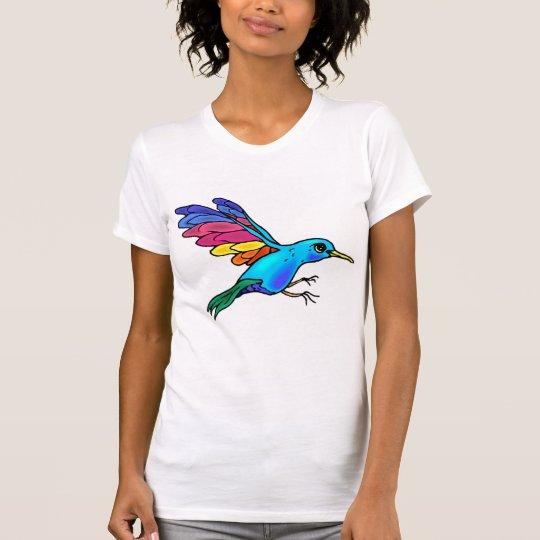 Colourful Bird Tee