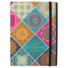 "Colourful Bohemian Mandala Patchwork iPad Pro 12.9"" Case"