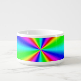 Colourful Bright Rainbow Bowl