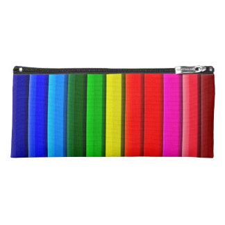 Colourful Bright Rainbow Pencil Case