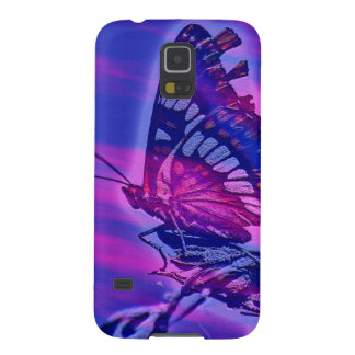 Colourful Butterfly, Insect, Wildlife Artwork Case For Galaxy S5