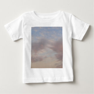 Colourful clouds baby T-Shirt