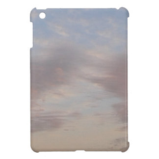 Colourful clouds cover for the iPad mini