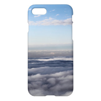 Colourful Clouds from an aeroplane iPhone 7 Case