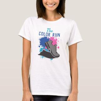 Colourful  Colour Run T-Shirt