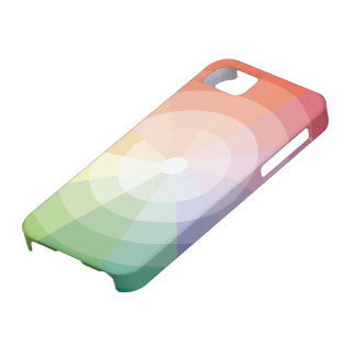 Colourful Colour Wheel iPhone 5 Cover