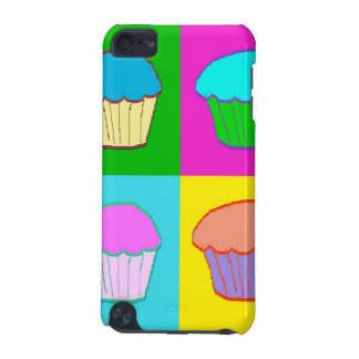 Colourful Cupcake Popart Case iPod Touch 5G Cases