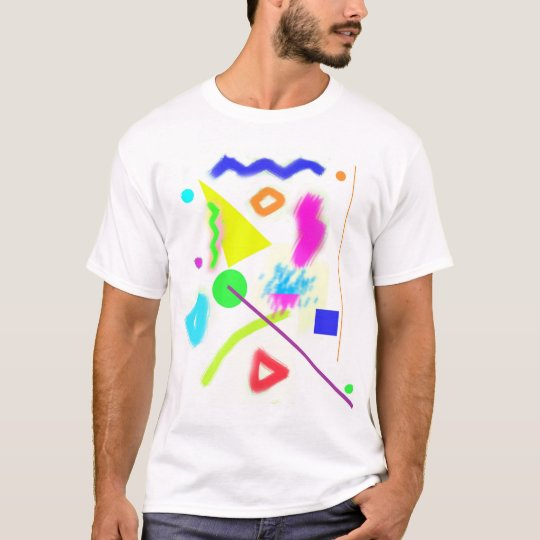 Colourful design T-Shirt