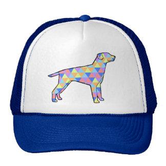 Colourful Dog Fashion Trucker Hat