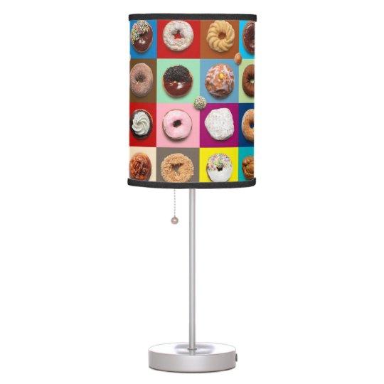 Colourful Doughnut Desk Lamp