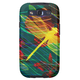Colourful Dragonfly Samsung Galaxy S3 Cases