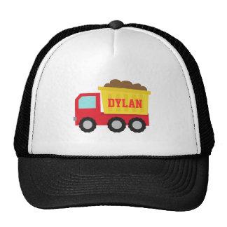 Colourful Dump Truck, Construction Vehicle for Boy Trucker Hat