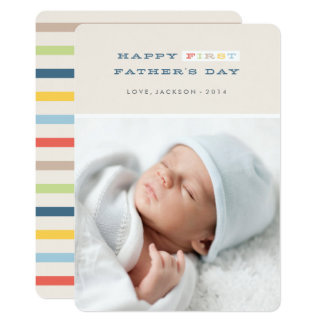 Gift Ideas for First Father's Day