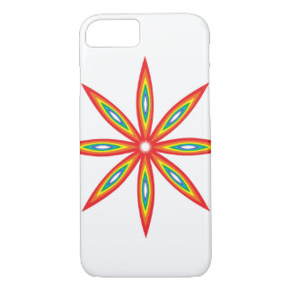 Colourful Flower Case-Mate iPhone Case