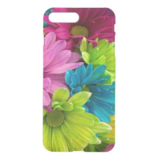 Colourful Flowers & Pattern iPhone 8 Plus/7 Plus Case