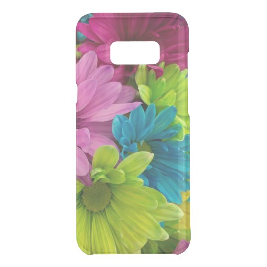 Colourful Flowers & Pattern Uncommon Samsung Galaxy S8 Plus Case