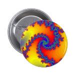 Colourful Fractal Spirals: