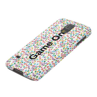 Colourful Ghosts Samsung Galaxy S5 Case
