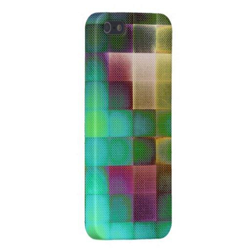 COLOURFUL HILLS III V-2 COQUE iPhone 5