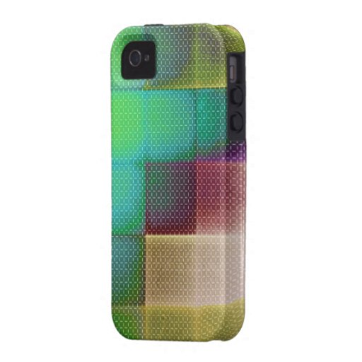 COLOURFUL HILLS III v-4 Cases _iPhone Coques Vibe iPhone 4