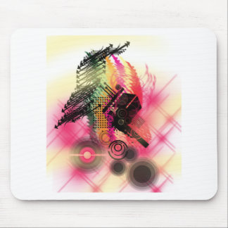 COLOURFUL IMAGE MOUSE PAD