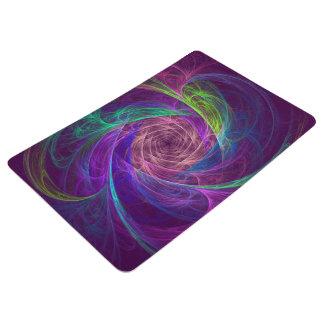 Colourful Infinity Floor Mat