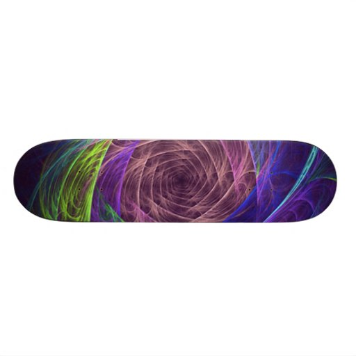 colourful-infinity skateboards
