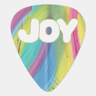 Colourful Joy Love Guitar Picks