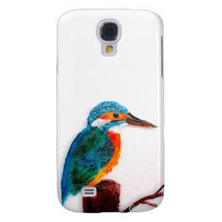 Colourful Kingfisher Art