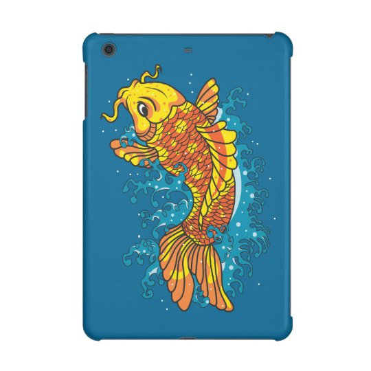 Colourful Koi iPad Mini Cover